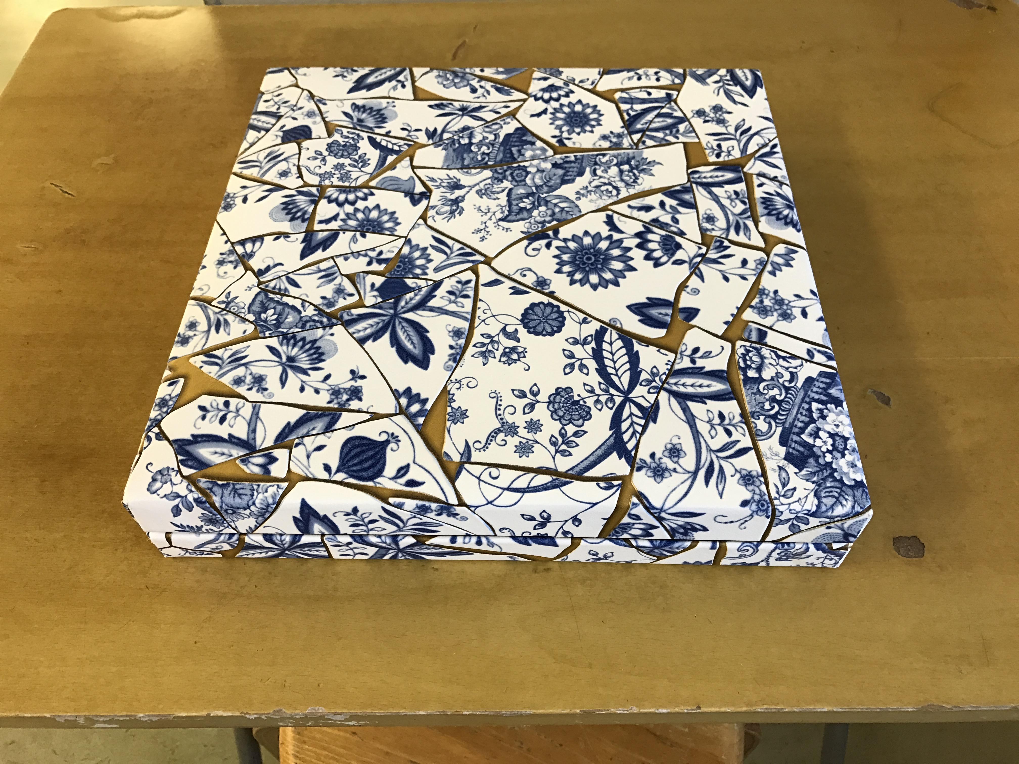 貼箱 オリジナル 壁紙 海外 高級感