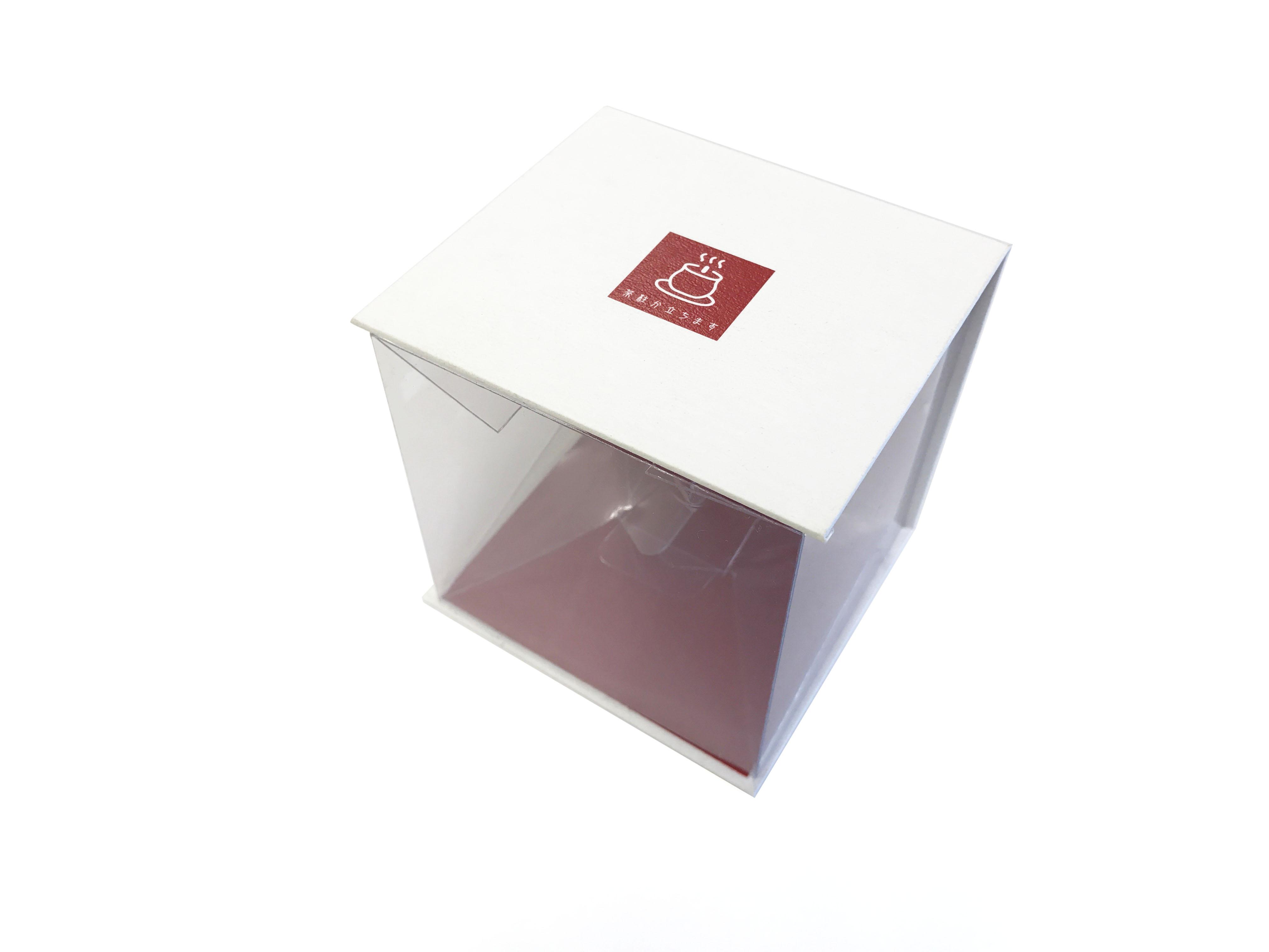 パッケージ クリアケース デザイン ギフト