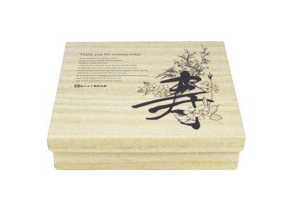 貼箱 贈答用 オリジナル デザイン オンデマンド 木箱