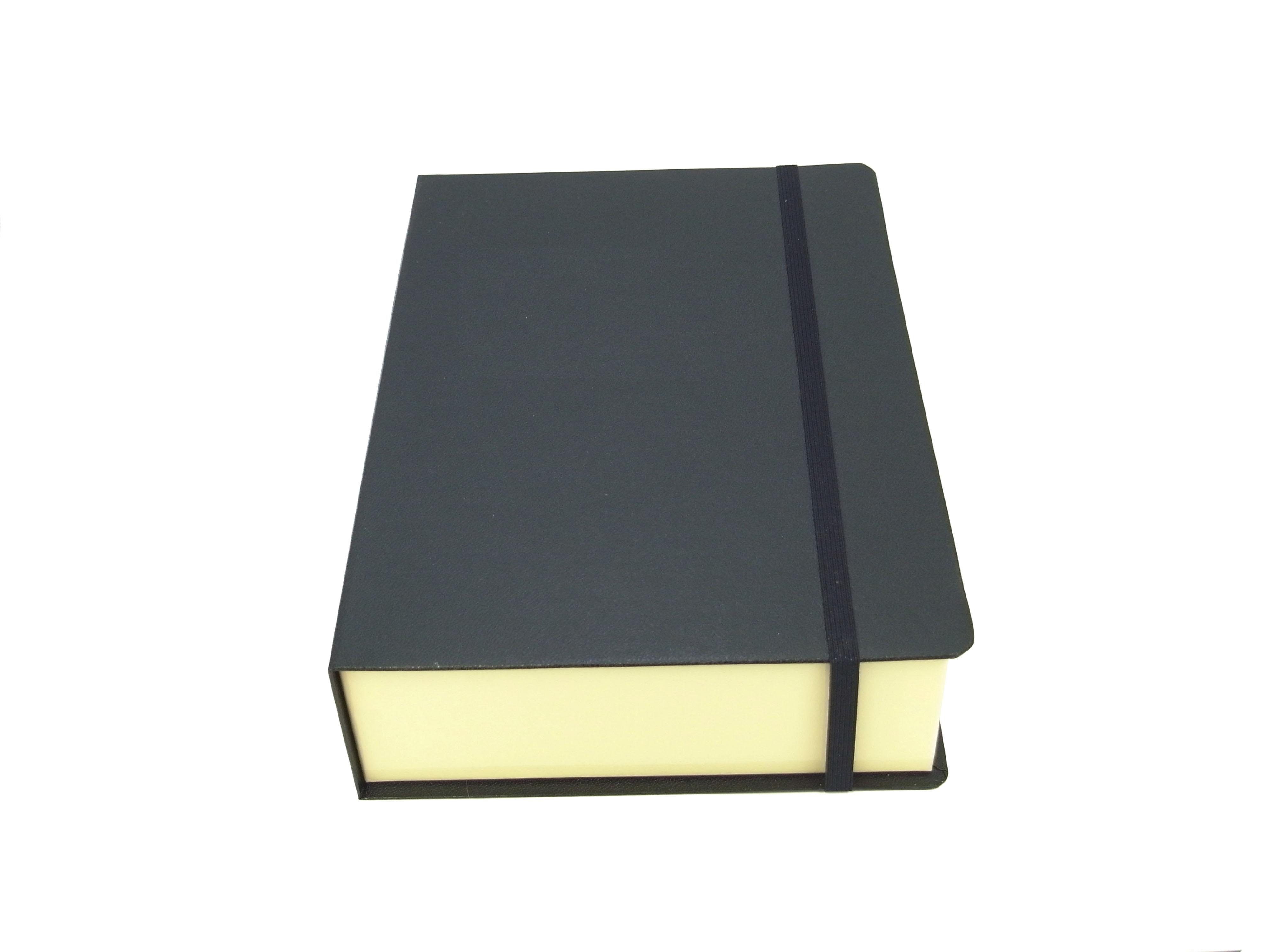 貼箱 BOOK式 ブック式 ゴムバンド 小物 雑貨