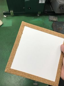 貼箱 貼紙 台紙 コルク デザイン